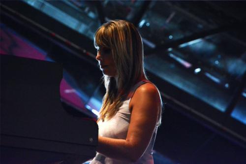 © MargaridaRodrigues Portugalinews -- Maria Anadon - Casino Lisboa - 31Julho (18) c Michele Ribeiro