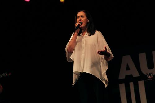 Aldina Duarte at Festa do Avante 2020 © Patricia Rodrigues - Portugalinews (1)
