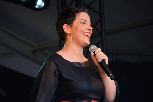 Ana Lains at Festa do Avante 2020 © Margarida Rodrigues - Portugalinews (10)