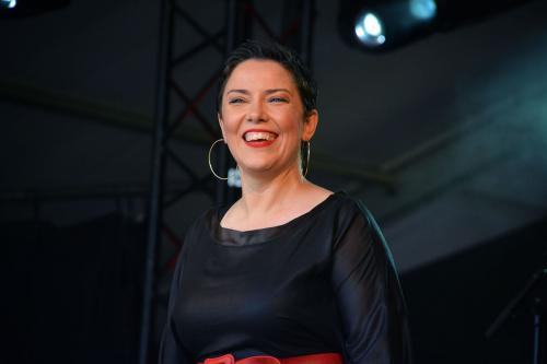 Ana Lains at Festa do Avante 2020 © Margarida Rodrigues - Portugalinews (11)