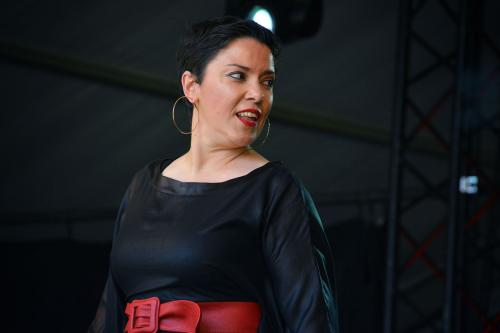 Ana Lains at Festa do Avante 2020 © Margarida Rodrigues - Portugalinews (12)