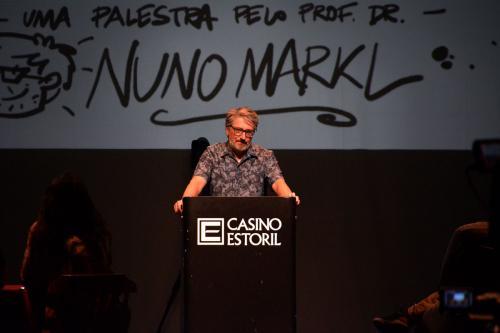 Nuno Markl, Casino © Margarida Rodrigues - Portugalinews (2)