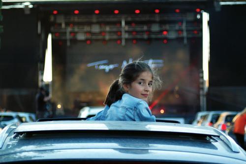 monsanto fest drive in - 25 julho - publico - carros - concerto -plateia (5)